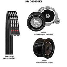 Dayco D80950K1 Serpentine Belt Drive Component Kit