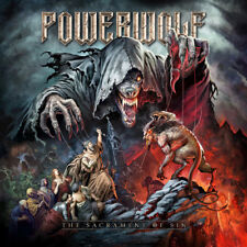 Powerwolf : The Sacrament of Sin CD (2018) ***NEW***