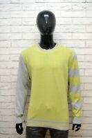 HARMONT & BLAINE Maglione Taglia XL Cardigan Cotone Uomo Pullover Maglia Sweater
