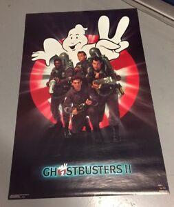 Ghostbusters II Vigo Movie Vintage Poster Art Canvas Poster Print Wall Picture Modern Home Room Decoraci/ón de la pared-60x80cm Sin marco