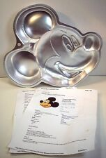 Wilton Mickey Mouse Club House Cake Pan - Used