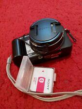 Sony Cyber-Shot DSC-H10 8.1MP Digital Camera - Black