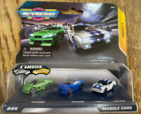 Micro Machines Muscle Cars Series 1 #04 New 2020 Toy Car Sealed