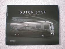 Original 2016 RV NEWMAR Dutch Star Motor Home Coaches Brochure Manual New !