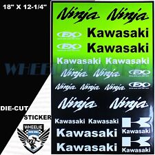 MOTOCROSS MOTORCYCLE DIRT BIKE ATV HELMET SPONSOR LOGO RACE STICKER DECAL #88G11