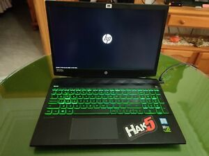 HP Pavilion Gaming 15-CX0000NS Intel Core i7-8750H/12GB/1TB/480/GTX 1050Ti/15.6""