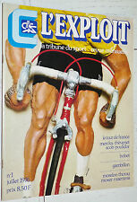 RARISSIME L'EXPLOIT N°1 1976 CYCLISME TOUR FRANCE MERCKX THEVENET POULIDOR BOBET