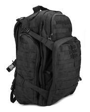 5.11 Tactical Rush 72 Backpack Black Einsatz Outdoor Rucksack Schwarz