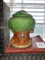 Vintage Keebler Cookie Jar Keebler Tree Lot 17