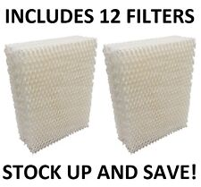 Humidifier Filter Wick for Bionaire 900, 900cs, 900-cs - 12 Pack