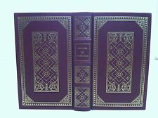 Franklin Library Moliere Comedies Limited Edition Classic Leatherbound Gilt Edge