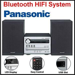 Bluetooth Hi Fi Hifi Stereo Music System CD MP3 USB Sound System Radio FM AM