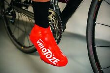 veloToze Short Shoe Covers S/m 37-42.5 Red