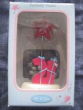 ME TO YOU (TATTY TEDDY) 21st BIRTHDAY PHOTOCLIP HOLDER ORNAMENT.Approx.4 in.high