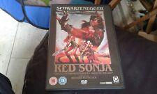 Red Sonja (DVD, 2008) REG 2 schwarzenegger