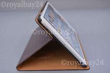 iPad mini Noble Smart Cover Vegan Ledertasche Etui Retina cognac Hülle Tasche!