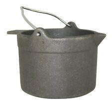 Lyman Lead Pot Cast iron Lead Melting Bullet Casting Mold Smelting Furnice Coal