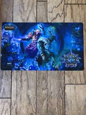 Lot Of 3 World Of Warcraft WOW Play Mat Scourgewar Azeroth Throne Of Tides