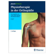 """Buch """"""""Physiotherapie in der Orthopädie"""""""" Leitsymptome in der Orthopädie, 784 S."""