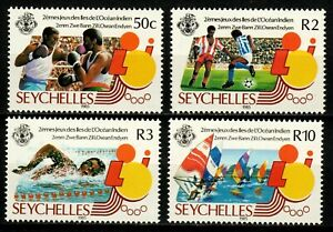 Seychelles stamps 1985 Set MNH Olympic