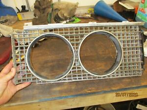 1974 Ford Galaxie Galaxy LTD COUNTRY SQUIRE Headlight Bezel LH DRIVERS LEFT USED