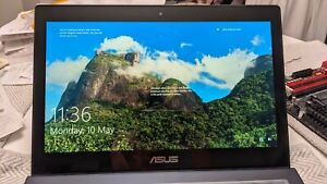 "ASUS Zenbook UX301LA-XH72T 13.3"" Touchscreen Ultrabook Computer USED"