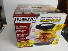 NUWAVE INFRARED COOKING SYSTEM - OVEN PRO PLUS