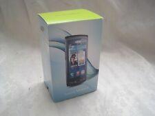 FULLY BOXED Working SAMSUNG WAVE 2 II Ebony Gray MOBILE PHONE Smartphone