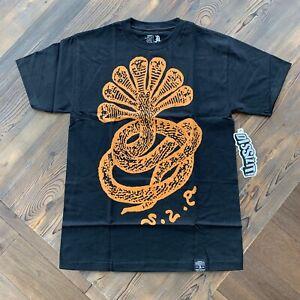 Rare Vintage Dissizit Men's T-Shirt 2008 - SLA in Black - Authentic - Was $40