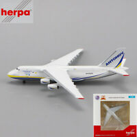 1/500 Herpa True-to-Scale avion Modèle scène Antonov Airlines AN-124 Rusian