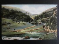 Derbyshire Ashbourne DOVEDALE  c1906 by H.& D.