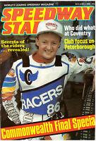 Speedway Star Magazine - June 7 1986