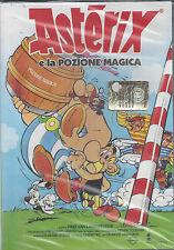 Dvd **ASTERIX E LA POZIONE MAGICA** nuovo sigillato 1989