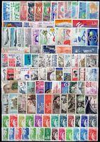 Francia - Lotto di 105 francobolli - Nuovi (** MNH)