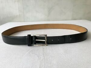 Genuine Alden Shell Cordovan belt 40/100 color 9 5711