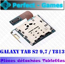 Samsung Galaxy Tab S2 9.7 SM-T813 lecteur carte mémoire micro SD card reader
