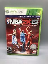 NBA 2K13  Tested Working Microsoft Xbox 360