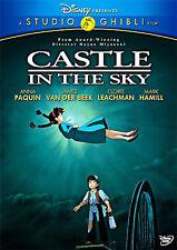 Studio Ghibli Laputa Castle in the Sky 2 Disc Special Edition DVD Mark Hamill