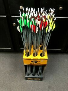 Gold Tip Airstrike 300 Spine 6-Pack Bow Hunting Arrows