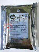"""HPE 1.2TB 6G 10K SAS 2.5"""" SFF SC Gen8 718162-B21 718292-001  718159-002"""