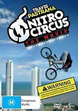 NITRO CIRCUS - THE MOVIE (DVD, 2013) BRAND NEW / SEALED
