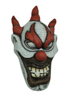 Scratch & Dent Giant Crazy Evil Clown Wall Mask 31 inch