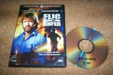 DVD UN FLIC EN ENFER avec chuck Norris film arts martiaux et horreur
