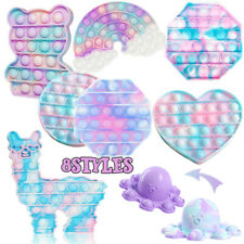 Fidget Bubble Popping Trend Spielzeug Toy Anti Stress Spiele Angst Stressabbau