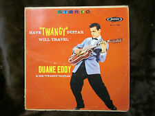 Have 'Twangy' Guitar, Will Travel, Duane Eddy