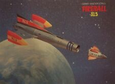 GERRY ANDERSONS FIREBALL XL5 POSTCARD FREE UK P&P