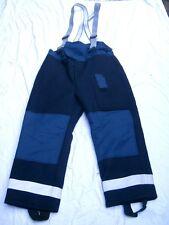 Feuerwehr Hose,britische Armee,Trousers Crash Firefighter,Gr.4,Ballyclare,3/1999