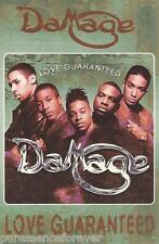 DAMAGE - Love Guaranteed (UK 2 Track Cassette Single)