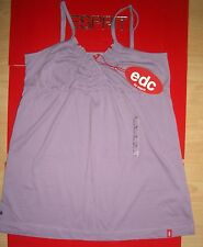 EDC by Esprit Babydoll Top shirt Tunika Gr. M 38