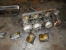 kawasaki zx750 zx750f ninja 750r carbs carb set carburetors 1988 87 88 89 90